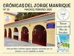 Crónicas del Jorge Manrique Nº 25