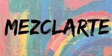 """Explicación actividad: """"MEZCLARTE"""" Improvisa dibujando."""