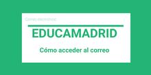 Correo Educamadrid I