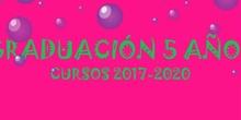 FOTOS PASO POR INFANTIL GRADUACIÓN 5 AÑOS 2020