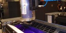 Aplicación de tinta offset desde cartucho