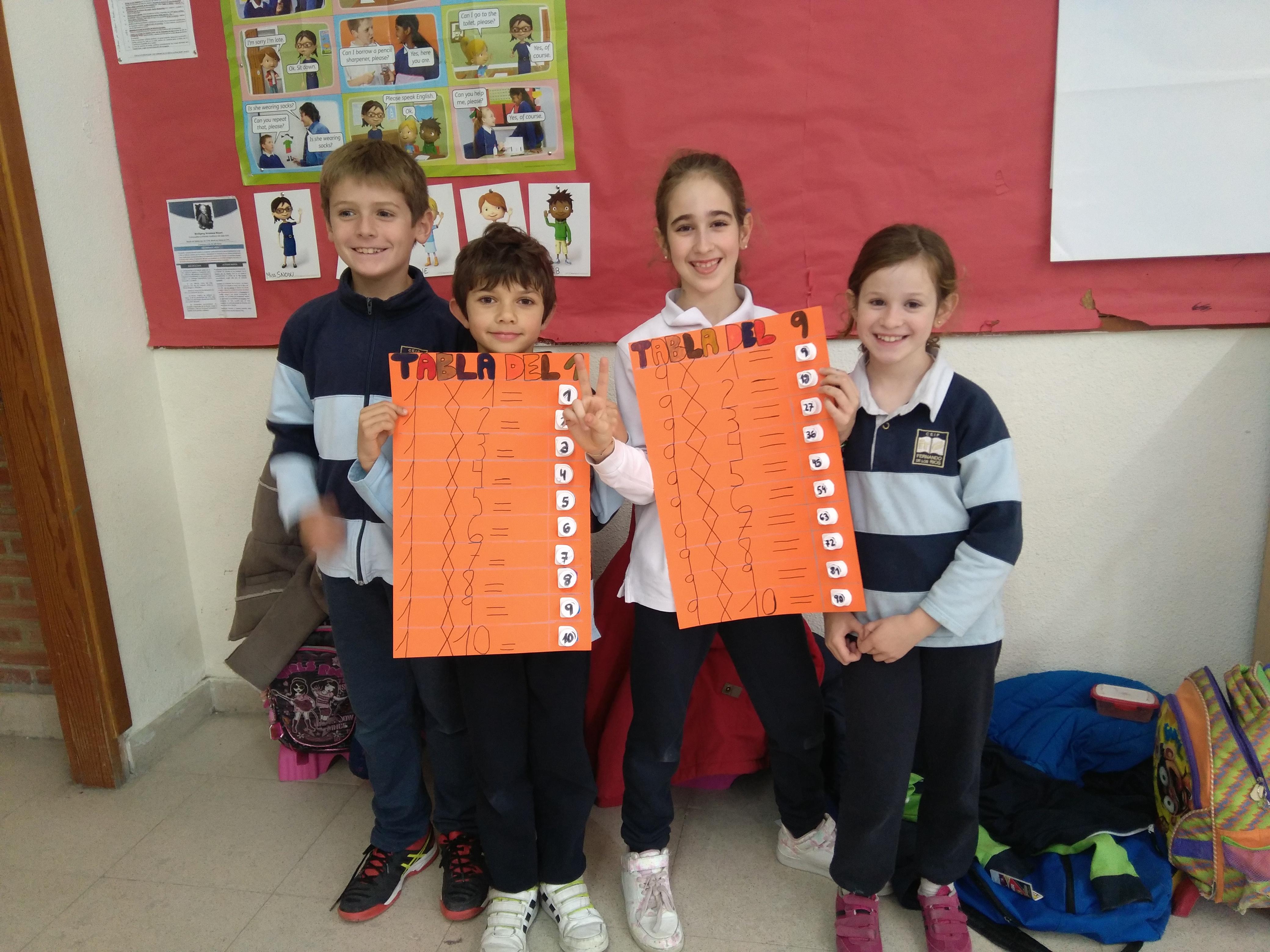 2016_12_3ºB Aprende las tablas sin esfuerzo... 7