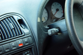 Salpicadero de coche