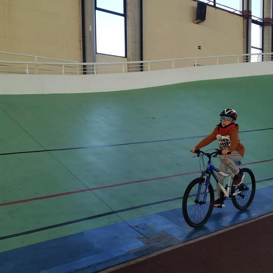 Madrid Olímpico, Velódromo de  Galapagar. 6º Primaria 10