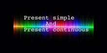 ESO - 1ºA - PRESENT SIMPLE_CONTINUOUS - INGLÉS - FORMACIÓN .MOV