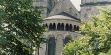 Abadía de Santa María Laach, Colonia, Almania
