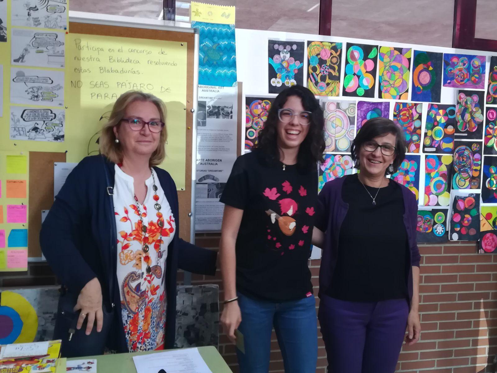 Entrega premios concurso literario y fotografía matemática 1
