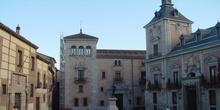 Plaza de la Villa antigua sede del Ayuntamiento de Madrid