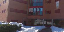 La gran nevada en el Tirso de Molina