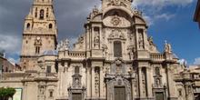 Fachada, Catedral de Murcia