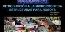 Seminario de Introducción a la Microrobótica - Estructuras para robots móviles