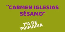 Carmen Iglesias Sésamo 1ºA