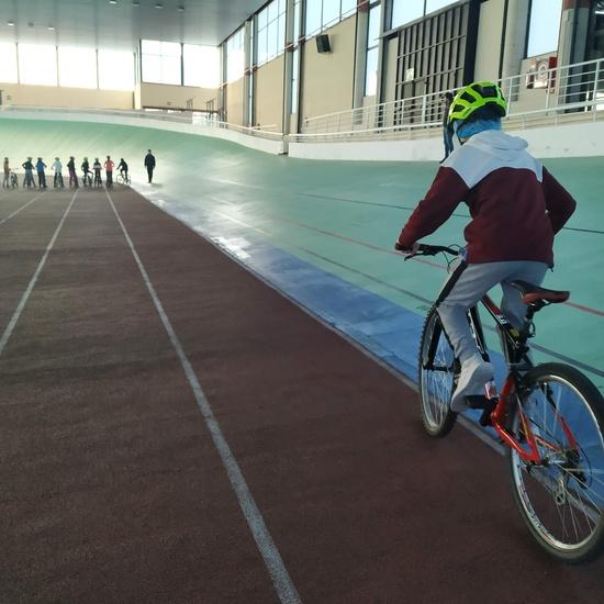 Madrid Olímpico, Velódromo de  Galapagar. 6º Primaria 13