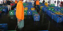 Lonja de pescado, Jakarta
