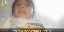 BOOKTUBER KATERINE 5