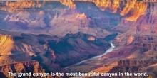 6º Grand Canyon