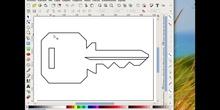 Vectorizar mapa de bits con Inkscape de forma manual