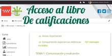 Tutorial acceso al libro de calificaciones