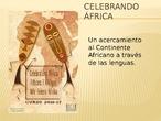 Celebrando África en la EOI Móstoles