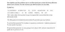 PRIMARIA 6º - LENGUA CASTELLANA Y LITERATURA - ACENTUACIÓN DE MONOSÍLABOS