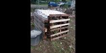 Construcción de una compostera