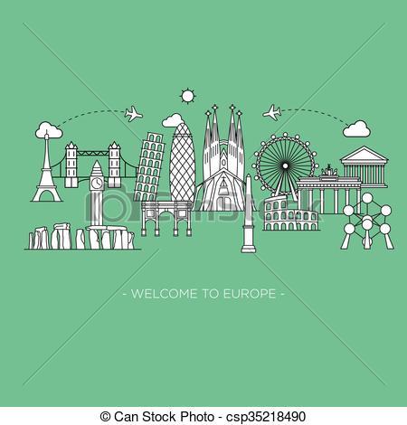 fotos edificios de Europa para pintura patio 12