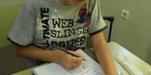 Aprendemos nuestro nombre en Braille 11