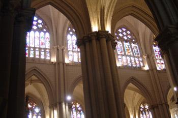 Interior de la Catedral de Toledo, Castilla-La Mancha
