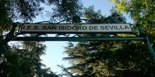 BIENVENIDOS AL IES SAN ISIDORO DE SEVILLA