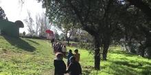 INFANTIL - 4 AÑOS B - ECHANDO RAÍCES - ACTIVIDADES