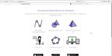 ¿Cómo hacer un ejercicio de geometría EvAU con Geogebra? (1/4)