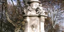 Fuente de Apolo. Paseo del Prado, Madrid