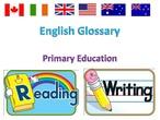 Plan de refuerzo lengua inglesa