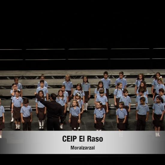 Acto de clausura del XIV Concurso de Coros Escolares de la Comunidad de Madrid 31