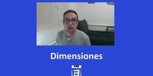 CSS - Dimensiones