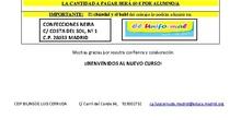 LIBROS Y MATERIALES 2021-2022