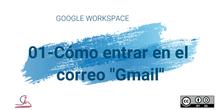 1-Gmail. Cómo entrar en el correo