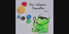 The colour monster. Lectura Ana Escudero (CEIP Isaac Peral)