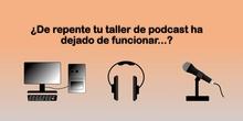 RESOLVER PROBLEMAS TÉCNICOS EN TU TALLER DE RADIO PODCAST