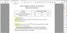 Presentación Nivel I Distancia Matemátcas
