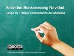 Bookcrossing navideño