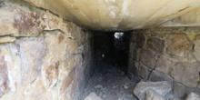 Fortificaciones de la Guerra Civil en Piñuecar-Gandullas (Frente Nacional) 5