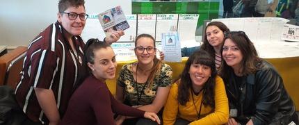 Cuña proyecto Team Casa