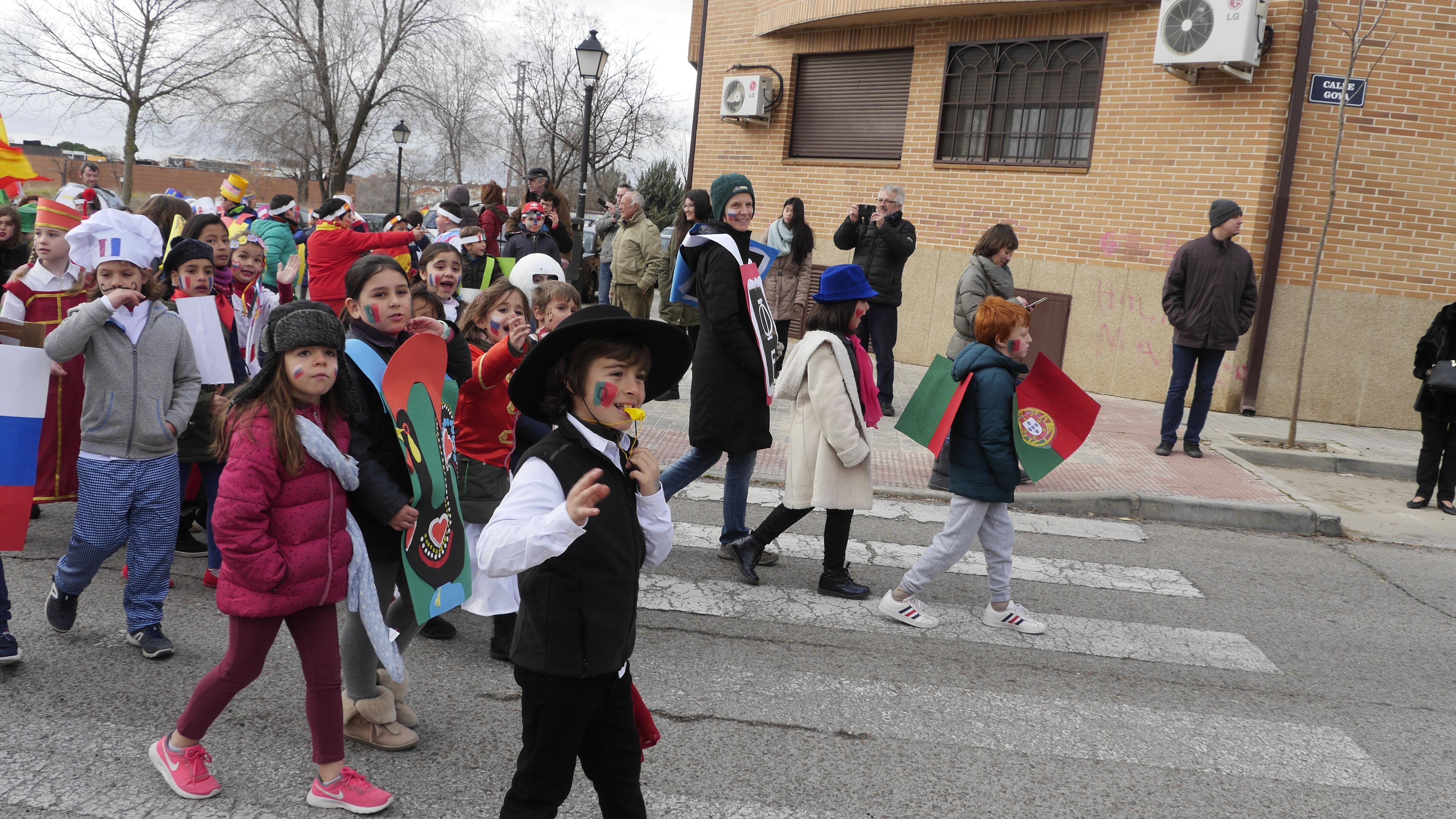 Pasacalles Carnaval 2018  2 12