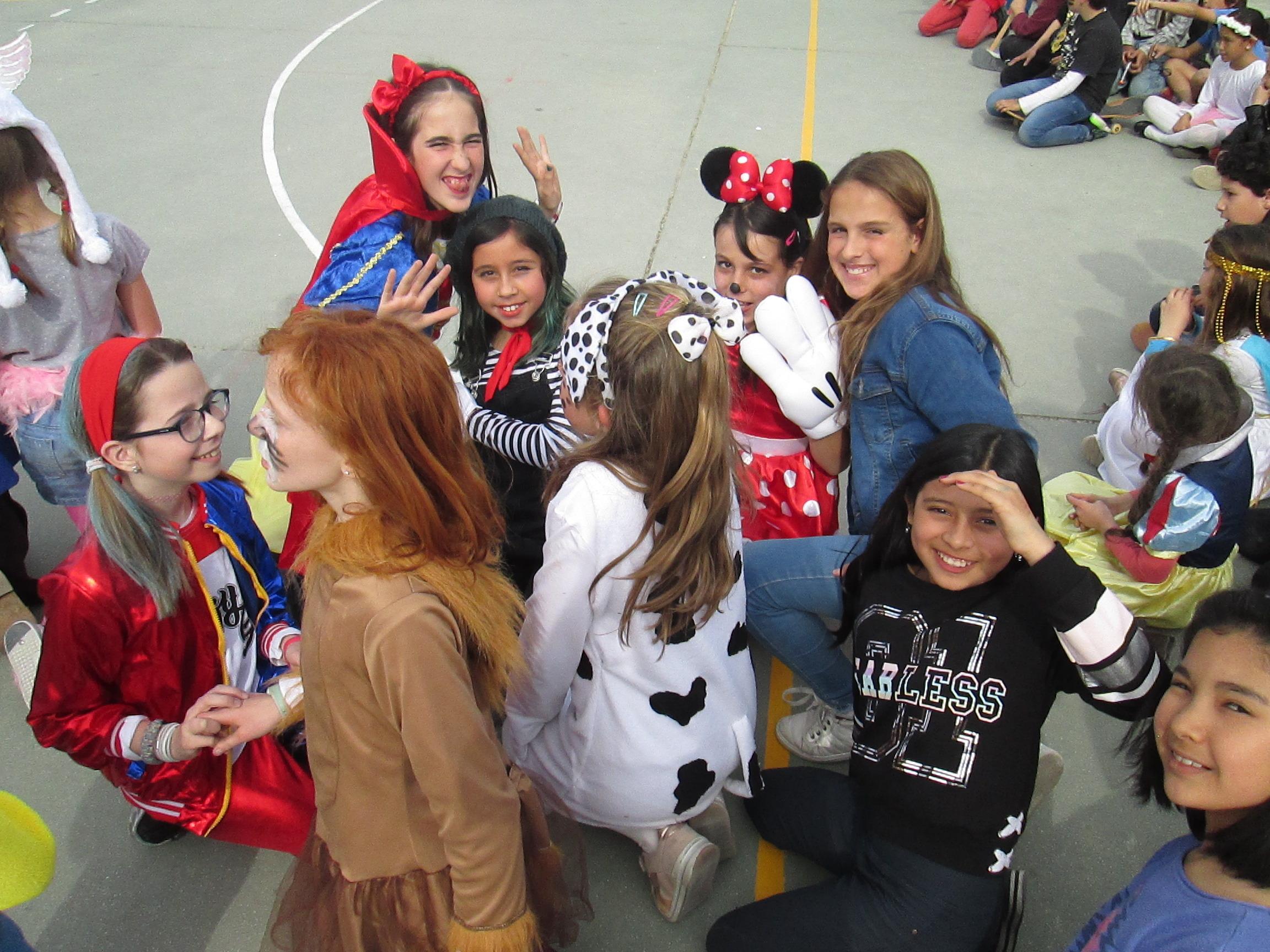Carnaval 2019_5º C_CEIP Fernando de los Ríos_Las Rozas 7