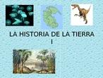 Historia de la Tierra I