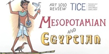 1º ESO/MESOPOTAMIAN AND EGYPTIAN ART