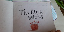 """Mary Angels reads """"The King's Behind"""""""