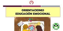 ORIENTACIONES EDUCACIÓN EMOCIONAL PARA EDUCACIÓN INFANTIL