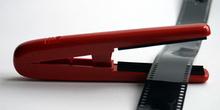 Pinza de secado de películas